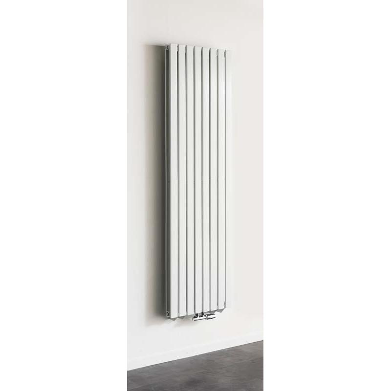 radiateurs d coratifs banio xandra couleur blanc hauteur 180 cm largeur 54 4 cm. Black Bedroom Furniture Sets. Home Design Ideas