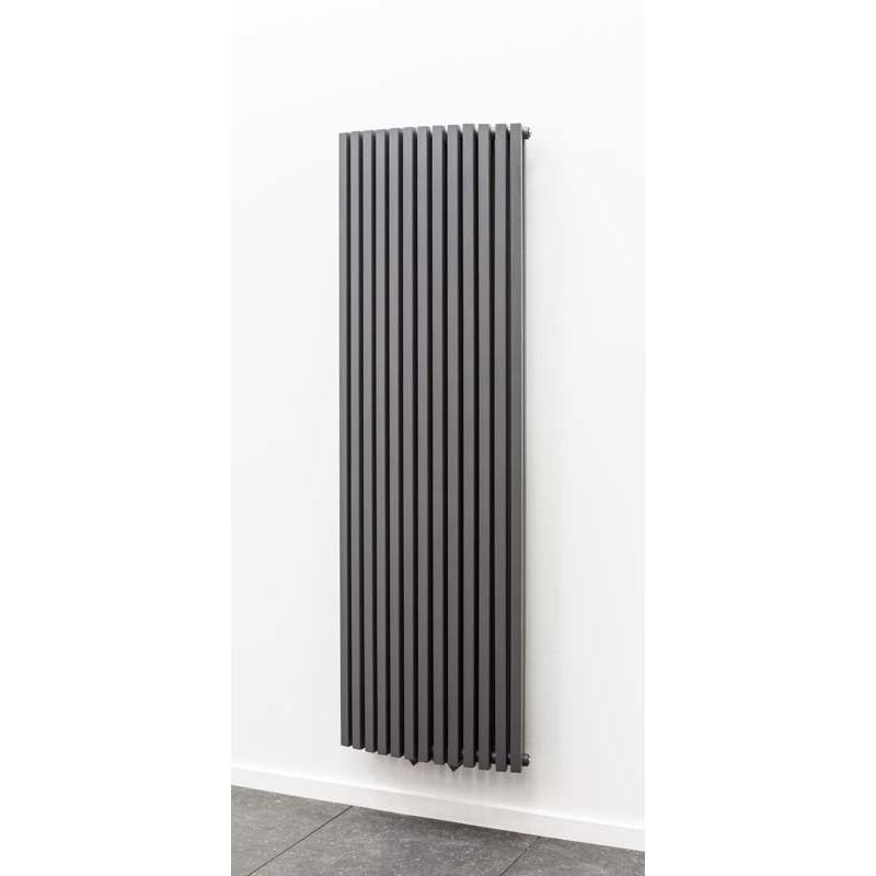 radiateurs d coratifs banio xander couleur antracite hauteur 180 cm largeur 58 5 cm. Black Bedroom Furniture Sets. Home Design Ideas