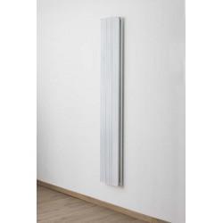 Radiateurs décoratifs Banio-Robyn Couleur Blanc Hauteur 180 cm Largeur 28 cm