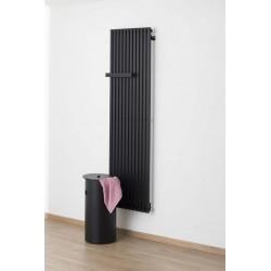 Radiateurs décoratifs Banio-Roan Couleur Noir Hauteur 180 cm Largeur 50 cm