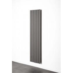 Radiateurs décoratifs Banio-Romy Couleur Gris Hauteur 180 cm Largeur 47,5 cm