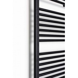 Radiateurs décoratifs Banio-Ruben Couleur Antracite  Hauteur 111,8 cm Largeur 60 cm