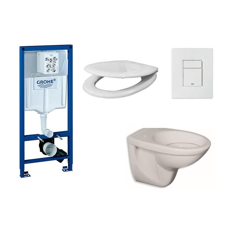 Wc suspendu avec douchette robinet mitigeur duvier de cuisine blanc avec douchette extractible - Wc avec douchette ...