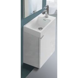 Banio Design-Agento Pack ensemble de meuble wc blanc