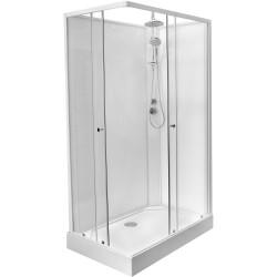 Banio Design-Nola cabine de douche complet 80 x 120 x 222,5 cm