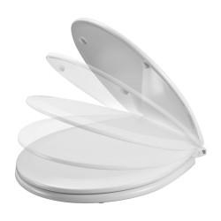 Banio-bemis Abattant pour wc softclose (amortisseur)