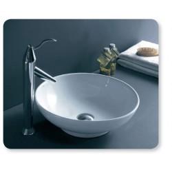 Banio Design Artemit Opbouwkom 40x40x14 cm - Wit