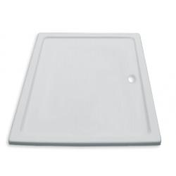 Banio Design Eden Receveur de douche en acrylique - 140x90x3 - Blanc