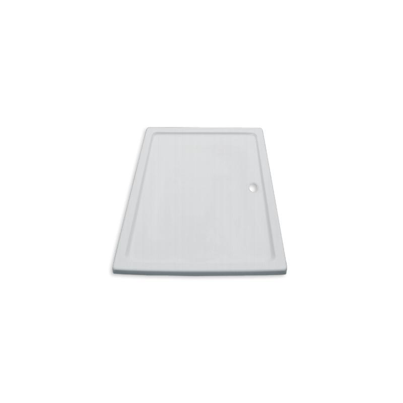 banio design eden receveur de douche en acrylique 160x90x3 blanc. Black Bedroom Furniture Sets. Home Design Ideas