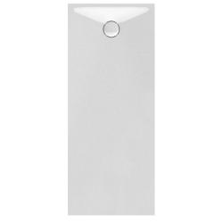 Banio Design Proton Receveur de douche en solid surface Blanc - 170x70x3,5cm