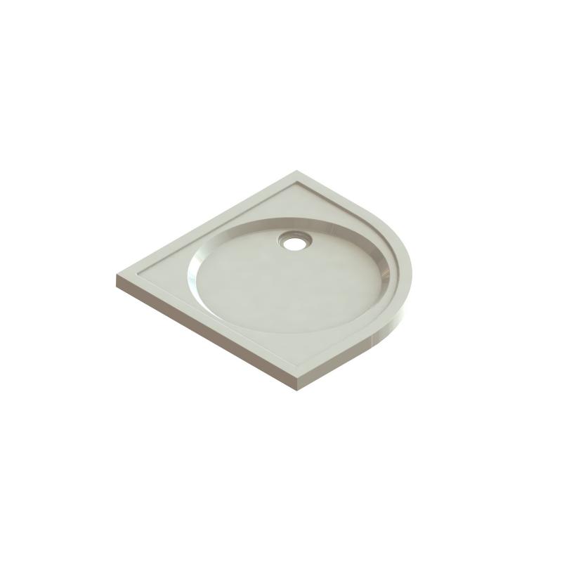 banio design proton receveur de douche quart de rond en. Black Bedroom Furniture Sets. Home Design Ideas
