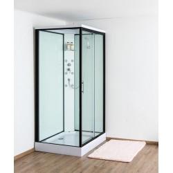 Cabine de douche Ankara mitigeur mercanique 90x120x226 cm Droite