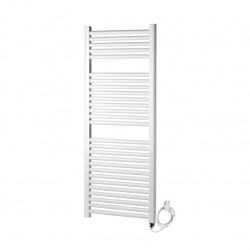 Radiateur Sèche-serviette électrique 60x77 cm Banio-Tek -  Blanc