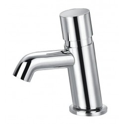 Banio Fegaro Robinet de lave-mains automatique push - Chromé