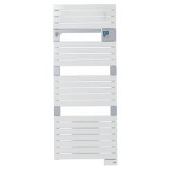 Banio-Asama Radiateur sèche-serviettes électrique Blanc 500 Watt - 55x101cm