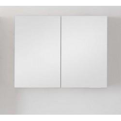 Miroir avec armoire pour meuble de salle de bain Banio-Dante Nebraska - 67x90x15 cm
