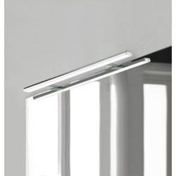 Badkamerverlichting LED voor Kast/Spiegel Banio-Pandora Chroom - 80,8 cm breed, 15W, 1700Lm