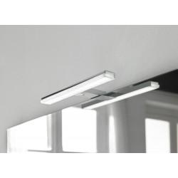 Badkamerverlichting LED Banio-Pandora voor kast/spiegel Chroom - 30,8 cm breed - 8W, 770Lm