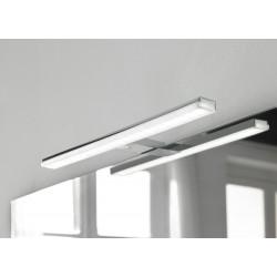 Eclairage LED Banio-Pandora pour armoire/miroir Chromé - Largeur 45,8 cm, 10W, 900Lm