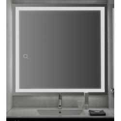 Miroir avec eclairage LED intégré Banio-Ada - Largeur 80 cm, 30W, 2592Lm