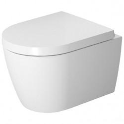 Me by Starck ensmeble WC suspendu Compact Duravit Rimless® avec abattant soft-close