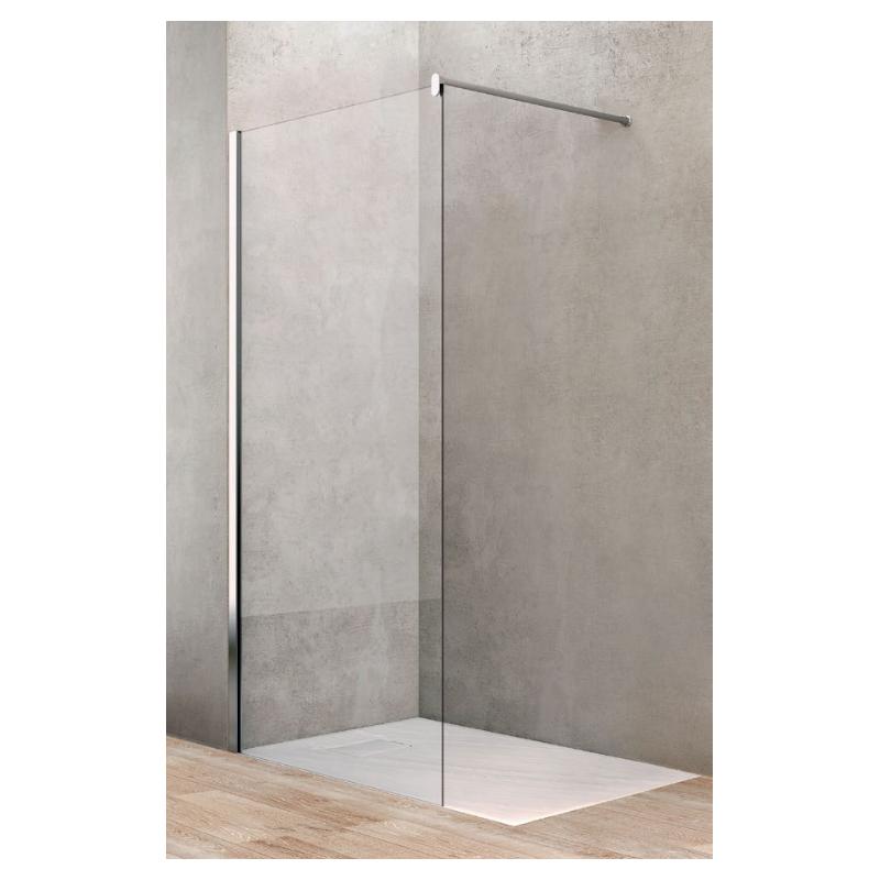 ponsi paroi fixe laterale italienne 140x190 cm bbgoltwi14. Black Bedroom Furniture Sets. Home Design Ideas