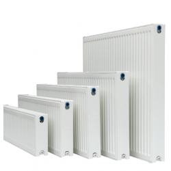 Radiateurs à Panneaux Banio Type 22 Couleur Blanc Hauteur 50 cm Largeur 80 cm