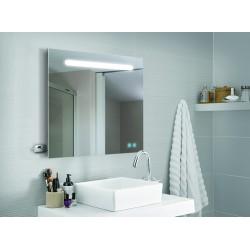 Banio-Lina spiegel 80x60x3 cm gemakkelijk te installeren