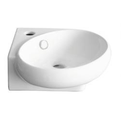 Banio Design Hapy Lave-mains 36x38,5 cm - Blanc