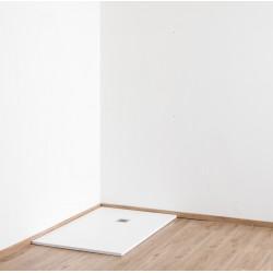 Banio Design Minimalisme Douchebak 120x90 cm - Wit