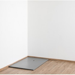 Banio Design Minimalisme receveur de douche 90x140cm - Gris