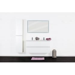 Banio Design Desiro Meuble salle de bain 120 cm - Blanc