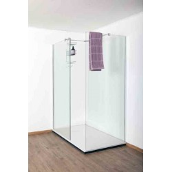 Banio receveur de douche Mirok 160x90cm blanc smc
