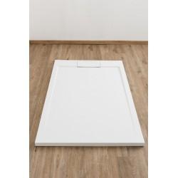 Banio receveur de douche Arko 140x90cm blanc mat