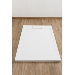 Banio receveur de douche Arko 160x90cm blanc mat