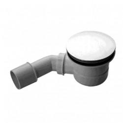 Banio siphon de douche 90mm - Ø50mm chromé