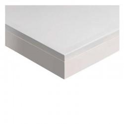 Banio kit plinthe pour receveur en acrylique - blanc