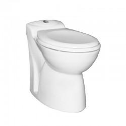 WC broyeur complet SFA avec abattant soft-close et commande électronique