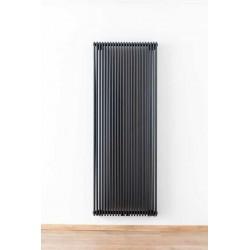 Radiateurs décoratifs Banio-Xandress NOIR MAT Hauteur 180 cm Largeur 67,6 cm