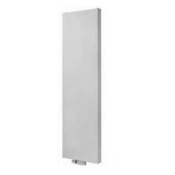 Banio radiateur vertical design face lisse T20 - 200x40cm 1099w blanc