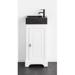 Banio meuble de toilette Jane - blanc