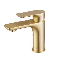 Banio robinet de lavabo Hanter - couleur or