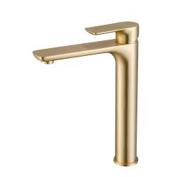 Banio robinet de lavabo pour vasque à poser Hanter - or