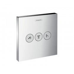 Hansgrohe ShowerSelect Stopkraan 3 stopfuncties