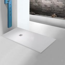Receveur de douche minérale extra plat sur mesure Keops