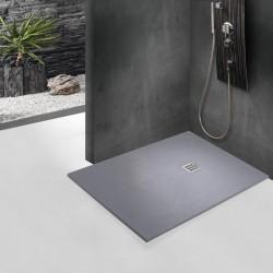 receveur de douche min rale extra plat sur mesure keops keops 90. Black Bedroom Furniture Sets. Home Design Ideas