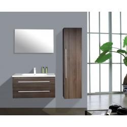 Meuble de salle de bain Bilbao de 90 cm