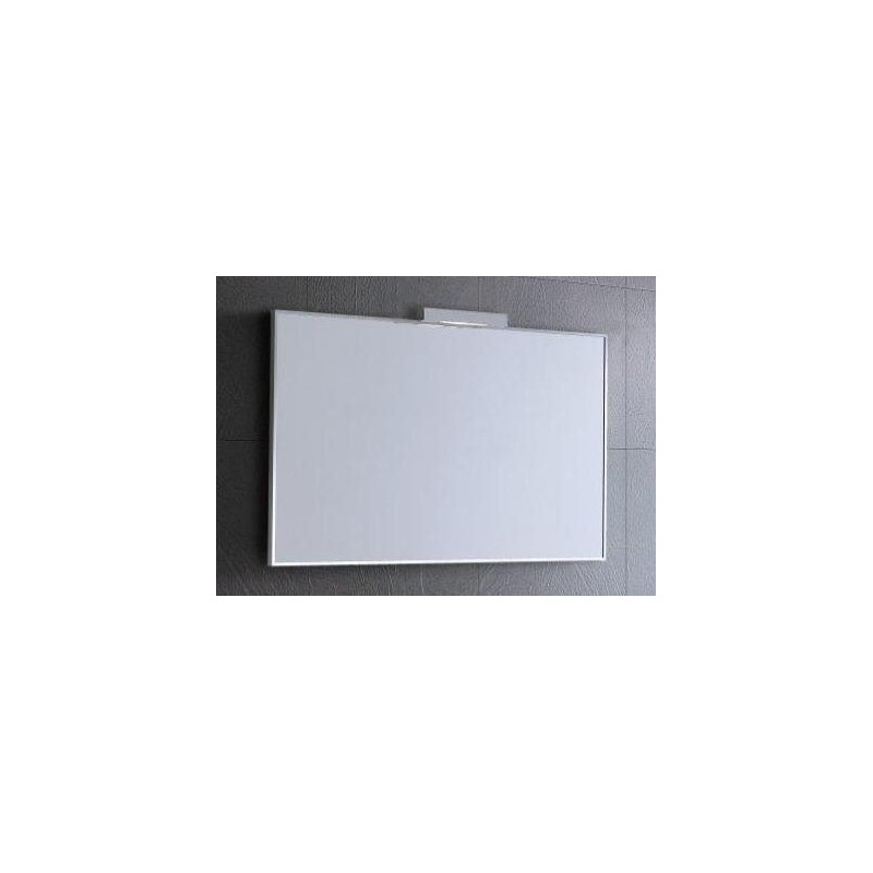 miroir alu de 100x60 cm element 311272