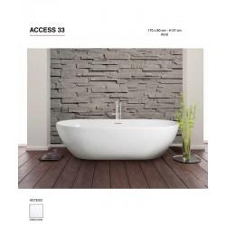 Baignoire Aquamass Access 33