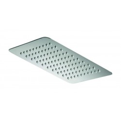 Tête de douche rectangulaire  de200x300 mm